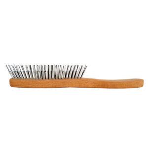 hercules sägemann zauberbürste scalp brush holz elewa